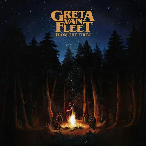 From The Fires von Greta Van Fleet - CD jetzt im Greta van Fleet Store