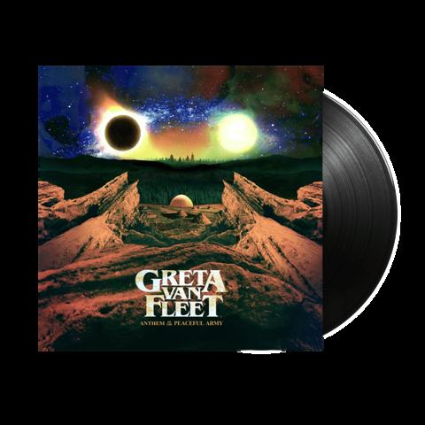 Anthem of the Peaceful Army von Greta Van Fleet - LP jetzt im Greta van Fleet Store