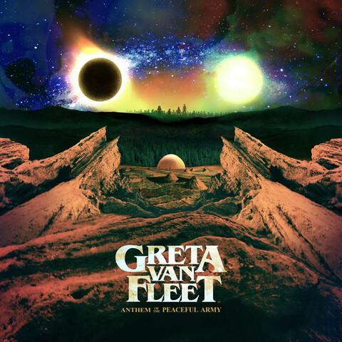 Anthem of the Peaceful Army von Greta Van Fleet - CD jetzt im Greta van Fleet Store